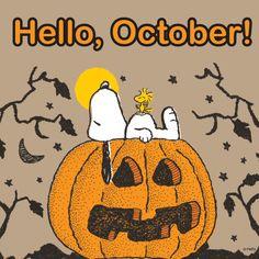 best fall images. Peanuts clipart october