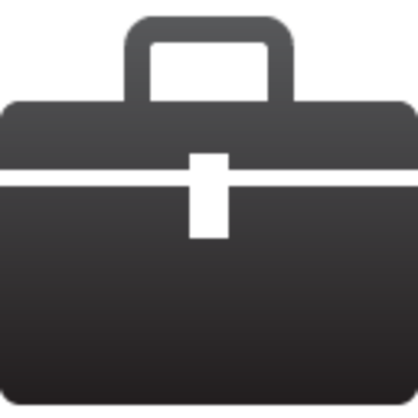 office clipart briefcase