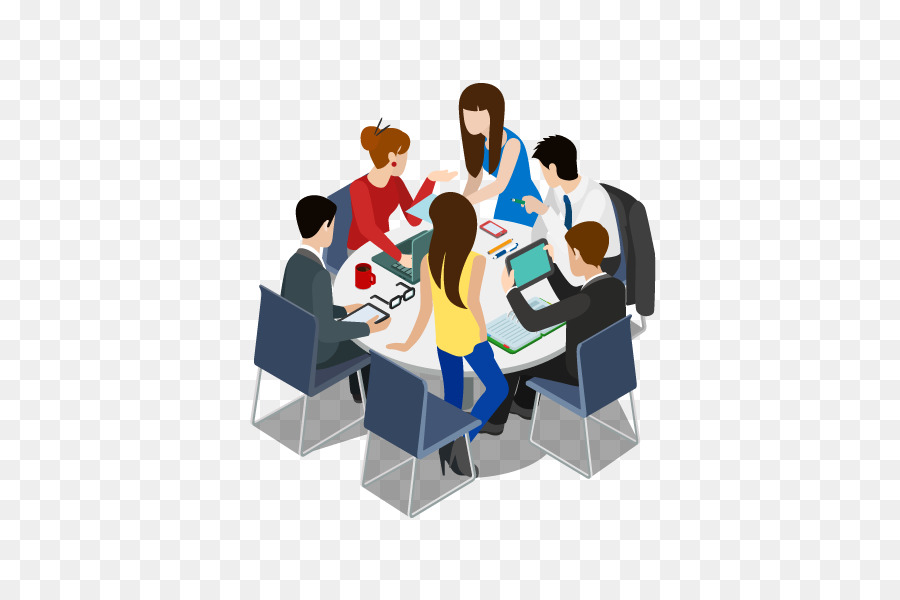 Marketing background company . Teamwork clipart office