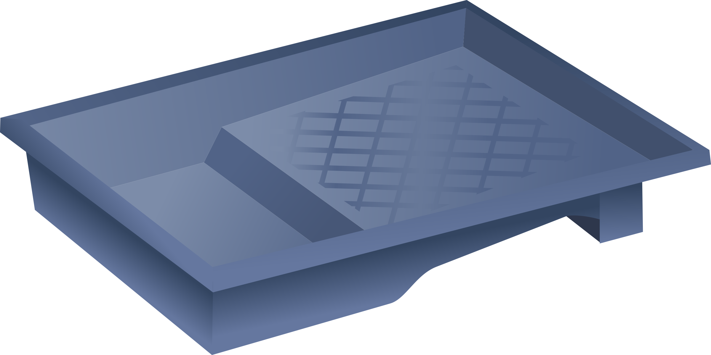 Paint big image png. Office clipart tray