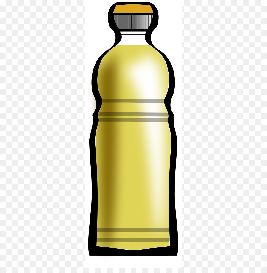 Sunflower bottle cooking clip. Oil clipart