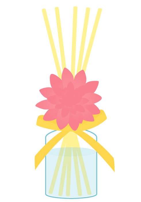Oil clipart aromatherapy. Diffuser yellow essential clip