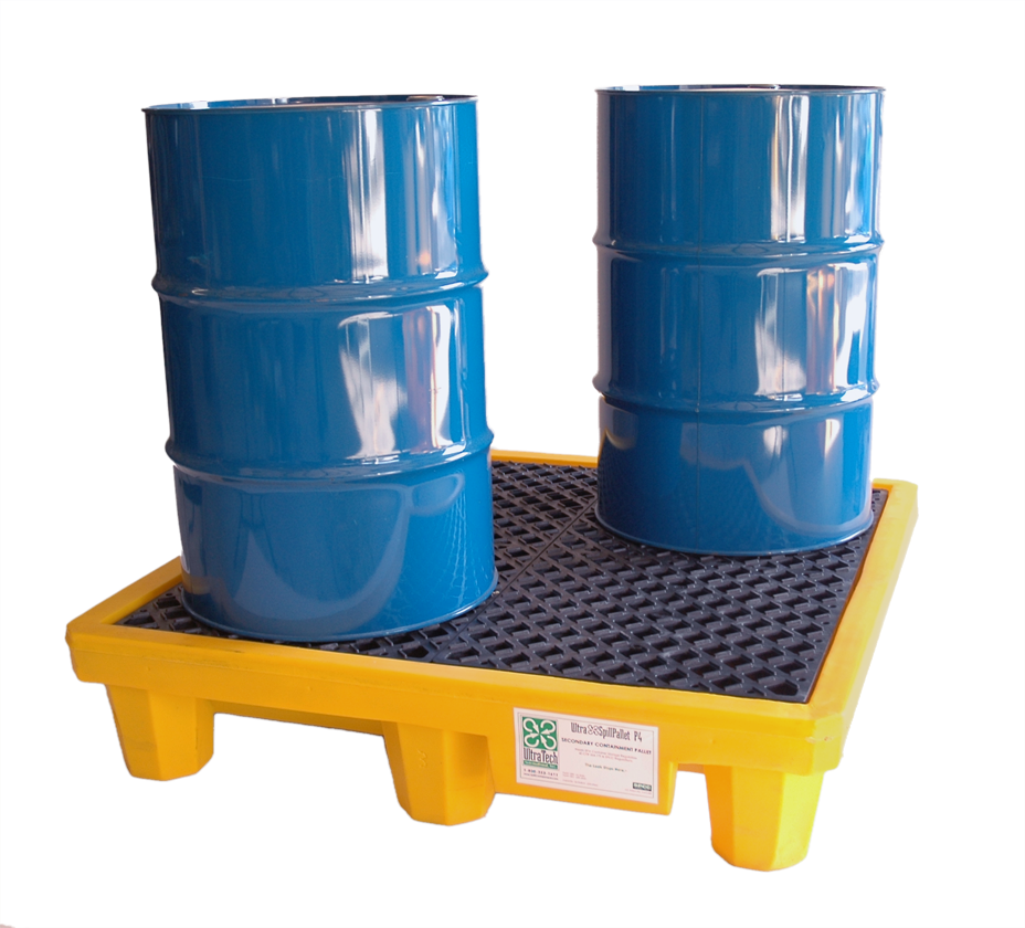 Oil clipart chemical drum. Ultratech spill containment solutions