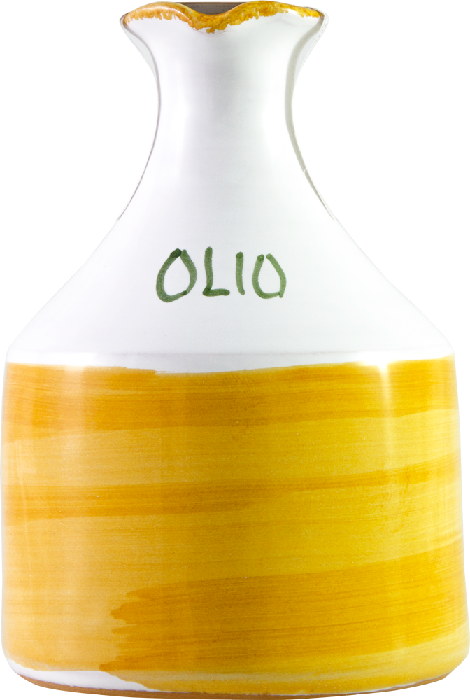 Lamantea extra virgin olive. Oil clipart decanter