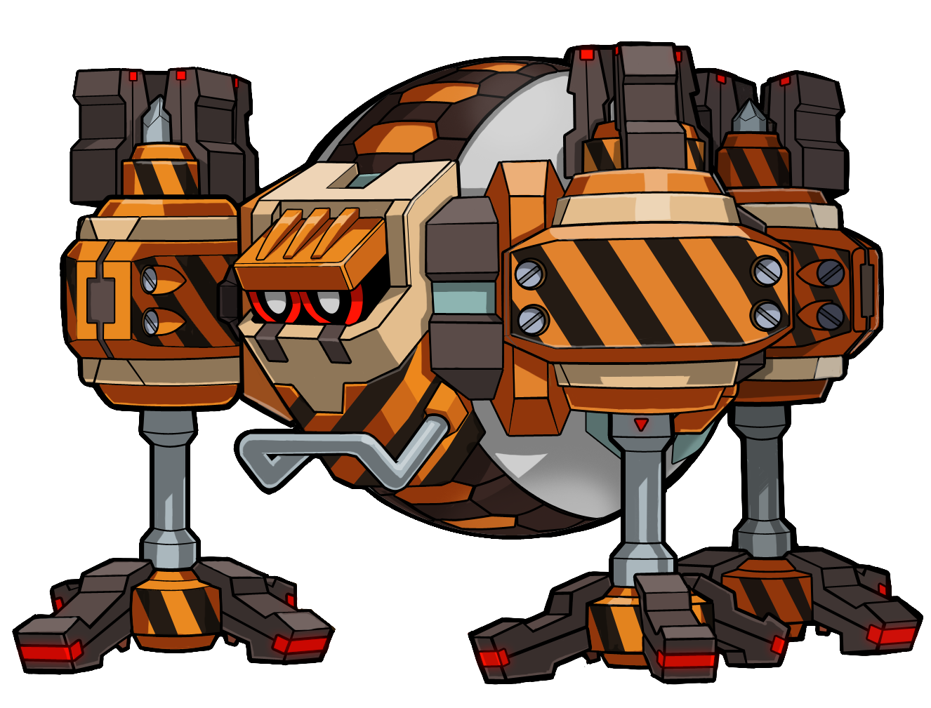 Oil clipart digger. Round mighty no wiki