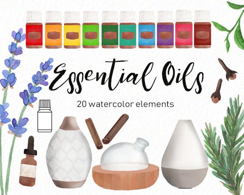 Oily oils rosemary clip. Oil clipart essential oil