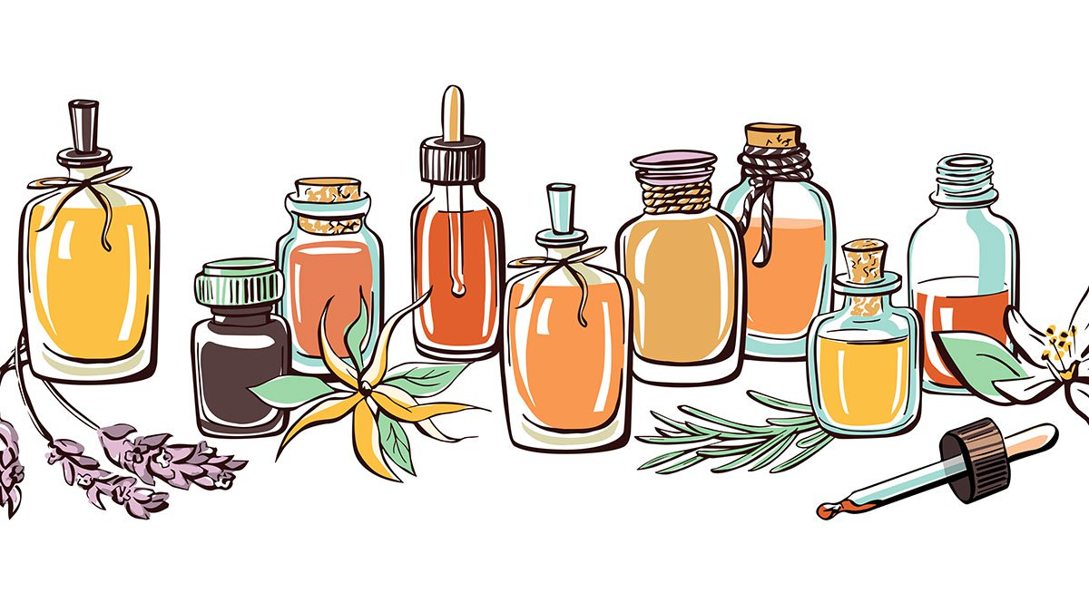 Oils are trendy but. Oil clipart essential oil
