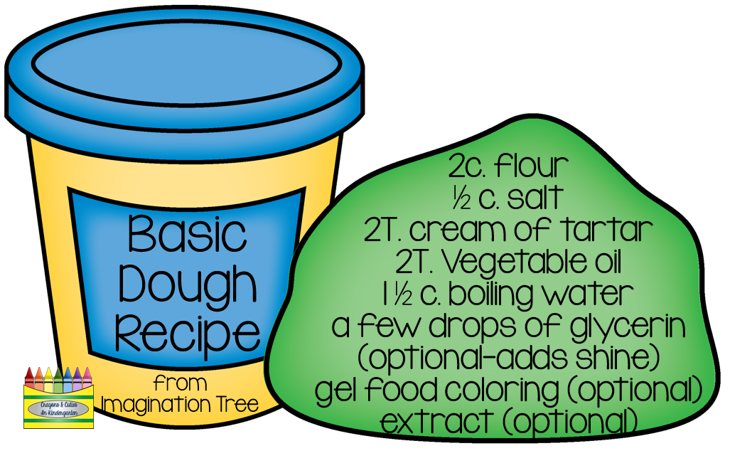 The primary pack let. Oil clipart flour