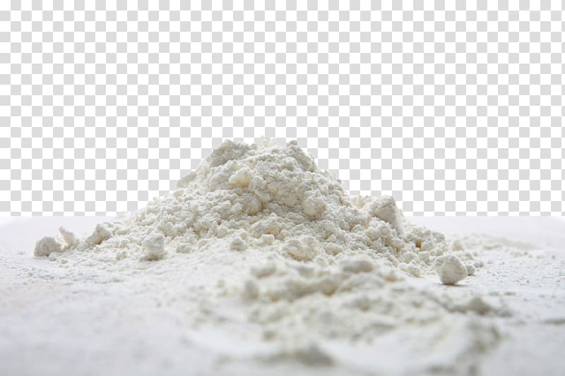 White powder linseed omega. Oil clipart flour