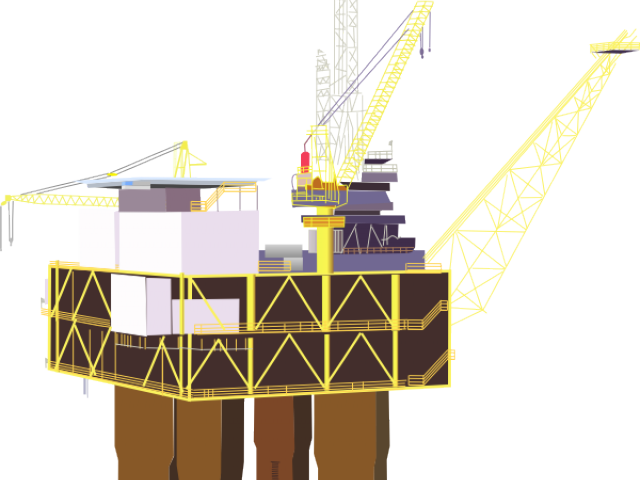 rig huge freebie. Oil clipart geyser