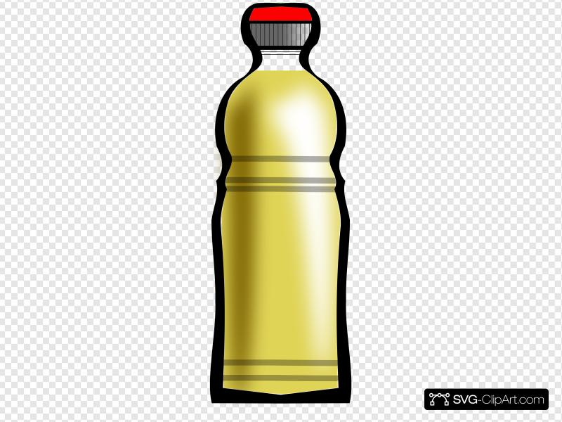 Oil clipart oil bottle. Clip art icon and