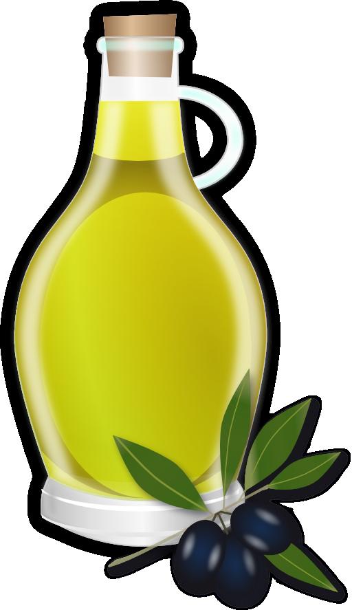 Oil oil container