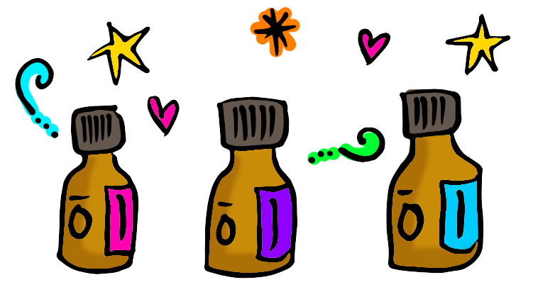 How to sign up. Oil clipart oil doterra