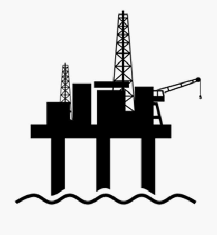 Oil clipart oil platform.  cliparts for free