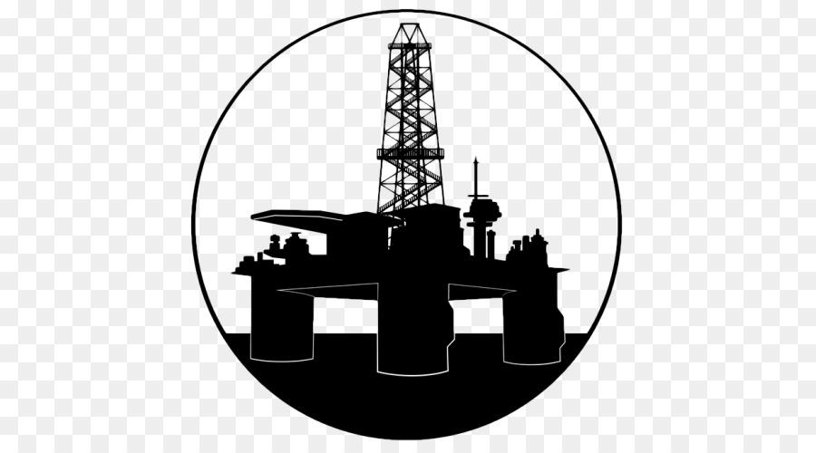 Oil clipart oil platform. Background illustration font line