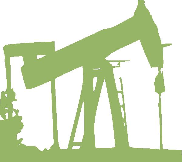 Oil Well Green Clip Art at Clker