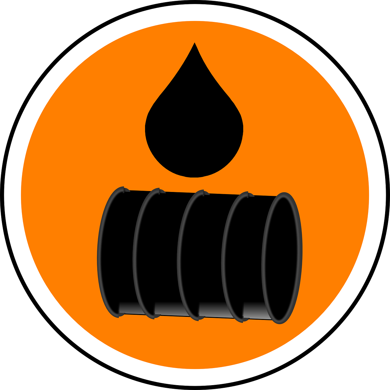 Oil clipart spilled chemical. Spill prevention control countermeasure