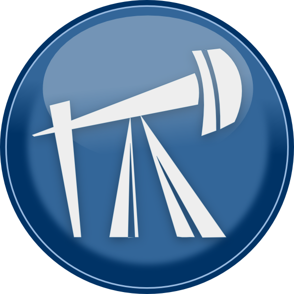 Oil clipart symbol. Drilling icon clip art