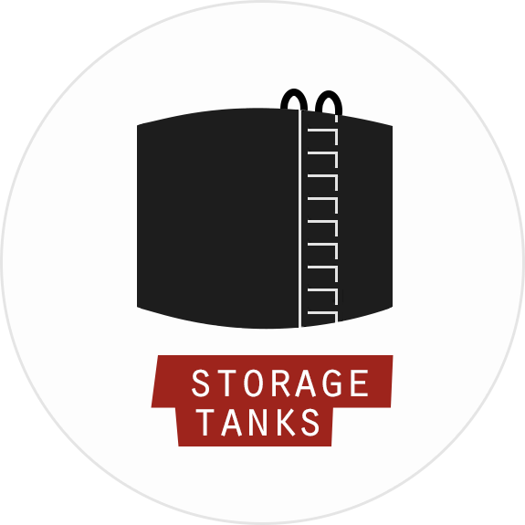 Water petroleum computer icons. Oil clipart tank storage