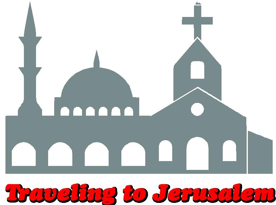 Oud traveling to jerusalem. Oil clipart zeeton