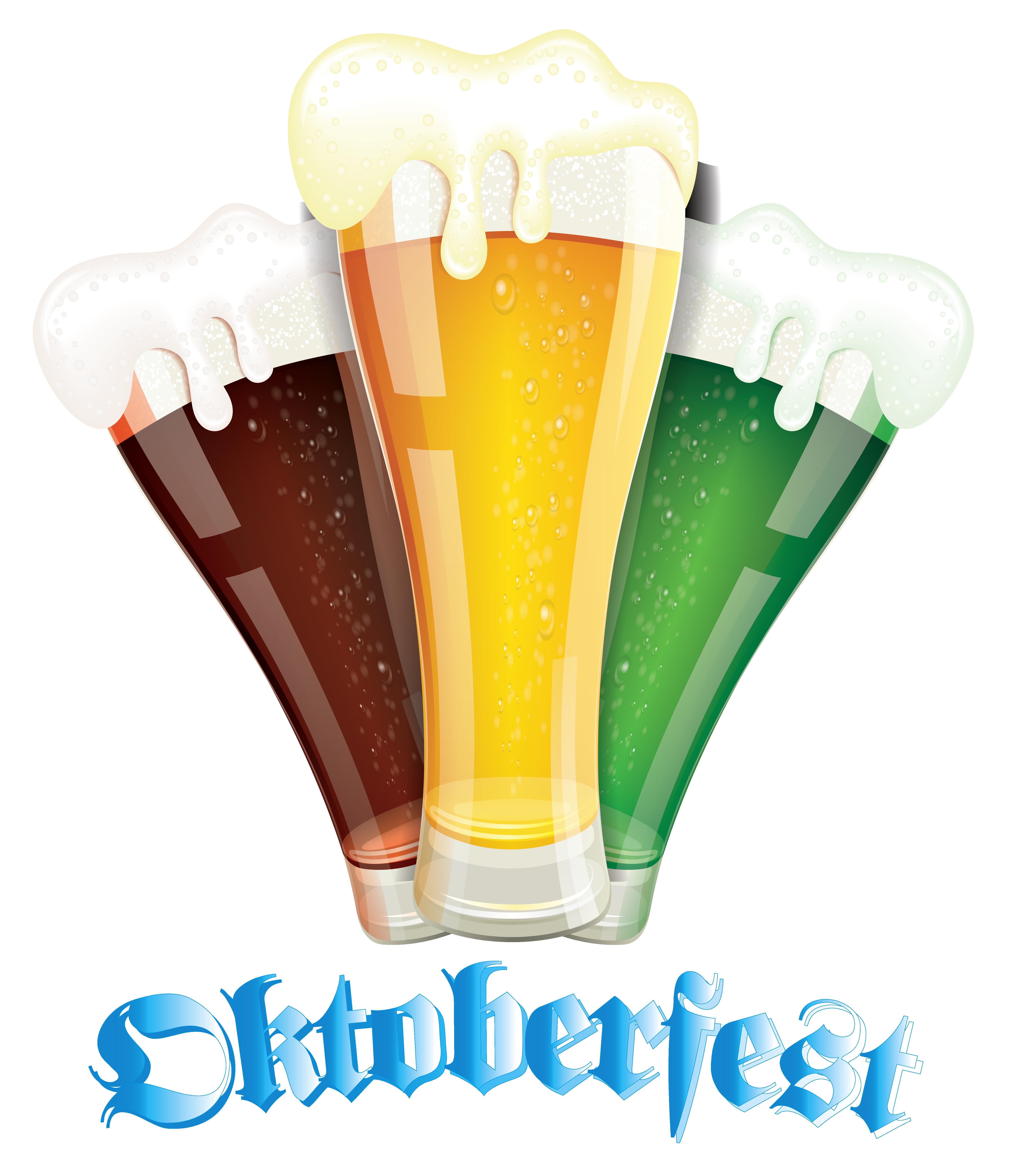 Oktoberfest clipart pilsner glass. Beers png image gallery