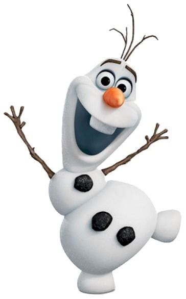 Free frozen all characters. Olaf clipart