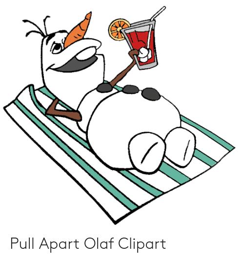Olaf clipart olof.
