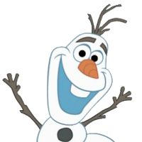 Olaf clipart party. Free cliparts download clip