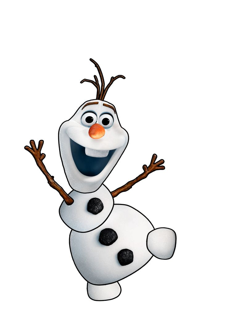 olaf clipart pitcher
