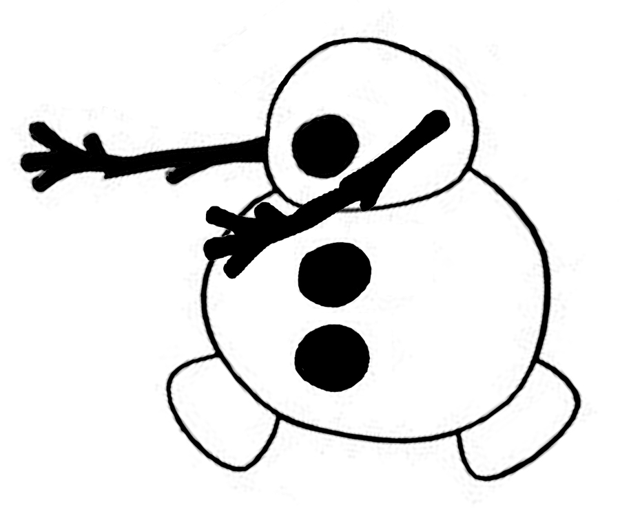 Download body frozen clip. Olaf clipart printable
