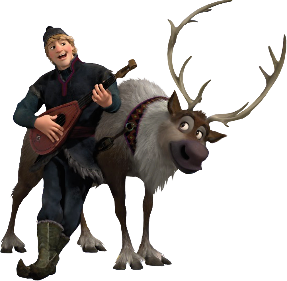 Reindeer are better than. Olaf clipart sven olaf