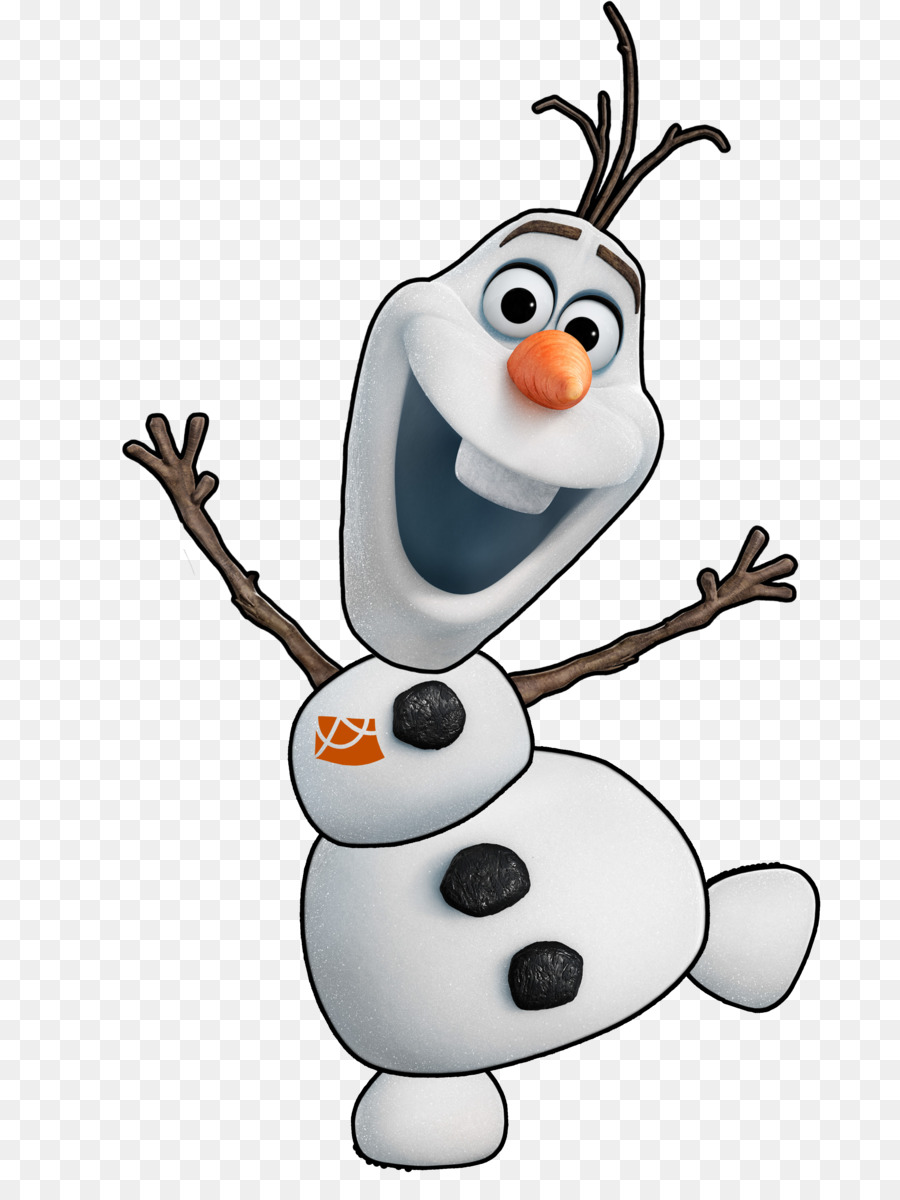 Christmas ornament png download. Olaf clipart template