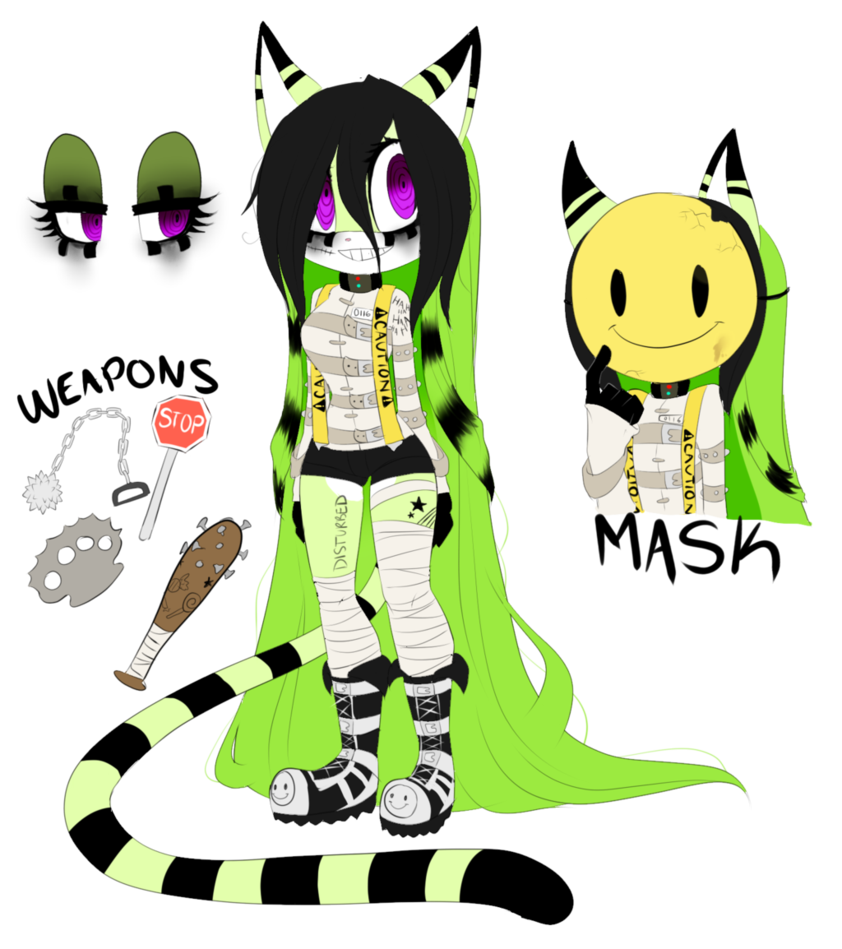 Yushi sparx ref by. Worry clipart psychosis