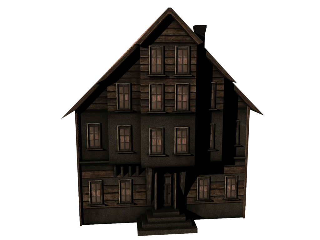 Old house png. By mysticmorning on deviantart