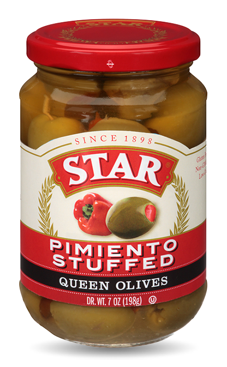 Vegetables clipart pimento. Pimiento stuffed queen olives