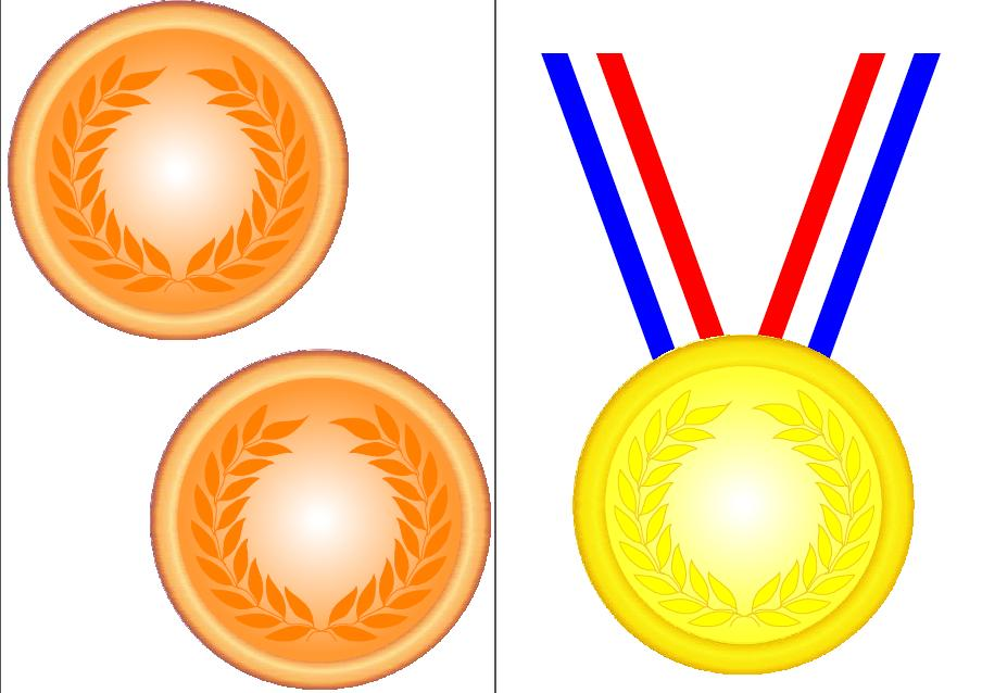Olympic clipart. Trophy