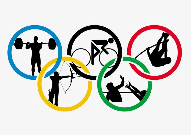 Olympics clipart. Olympic games brazil the