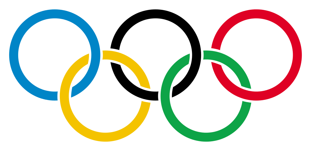 Planet clipart ring logo. File olympic rings with
