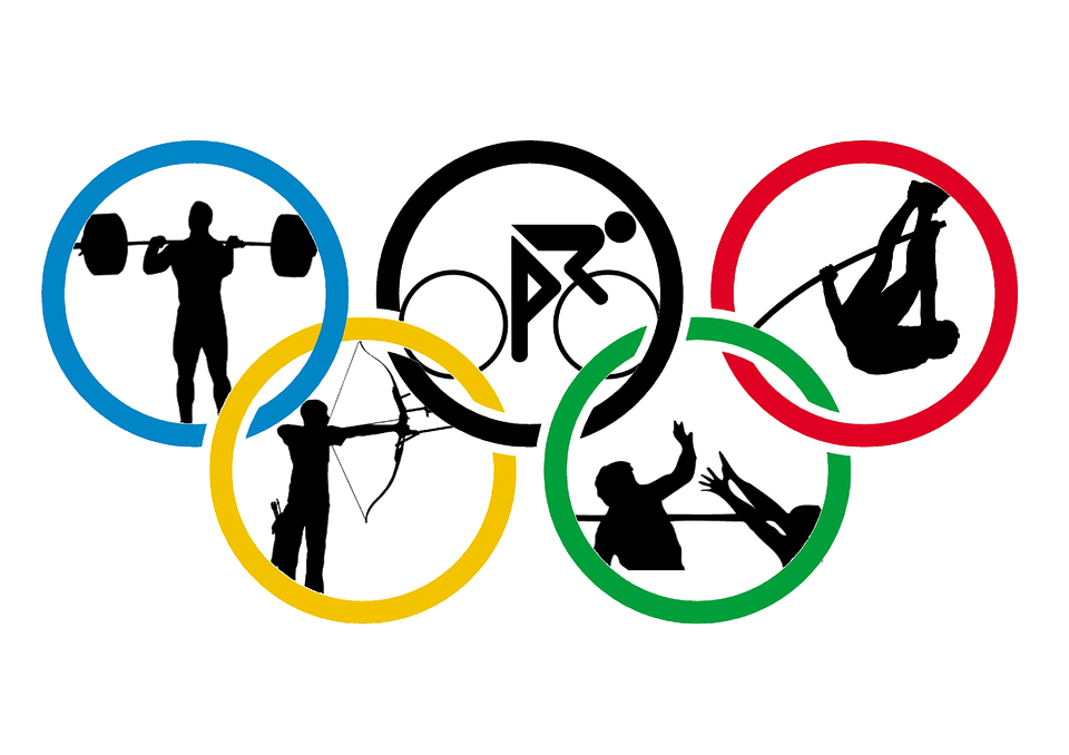 Olympics background