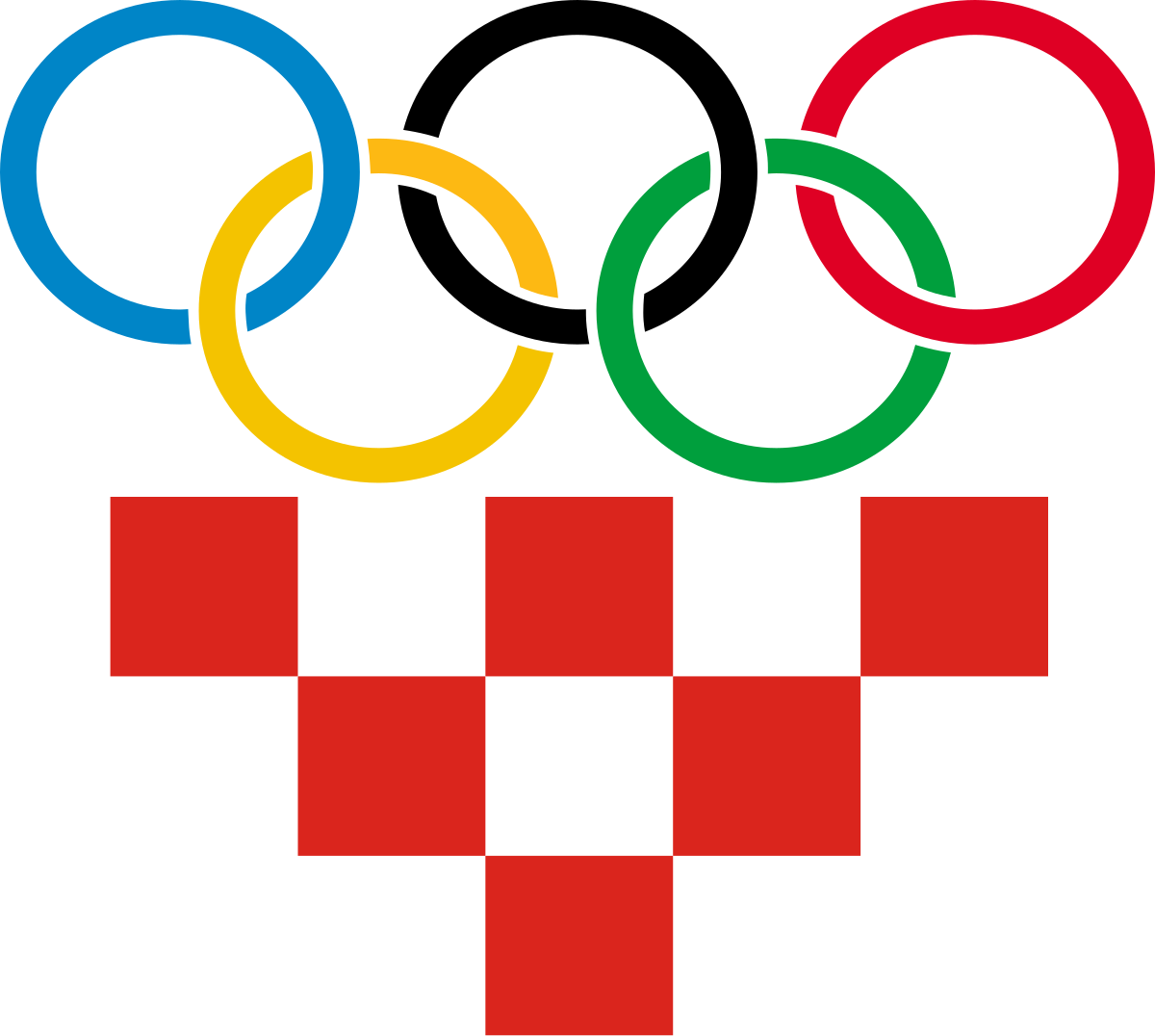 Croatian committee wikipedia . Olympic clipart olympic shooting