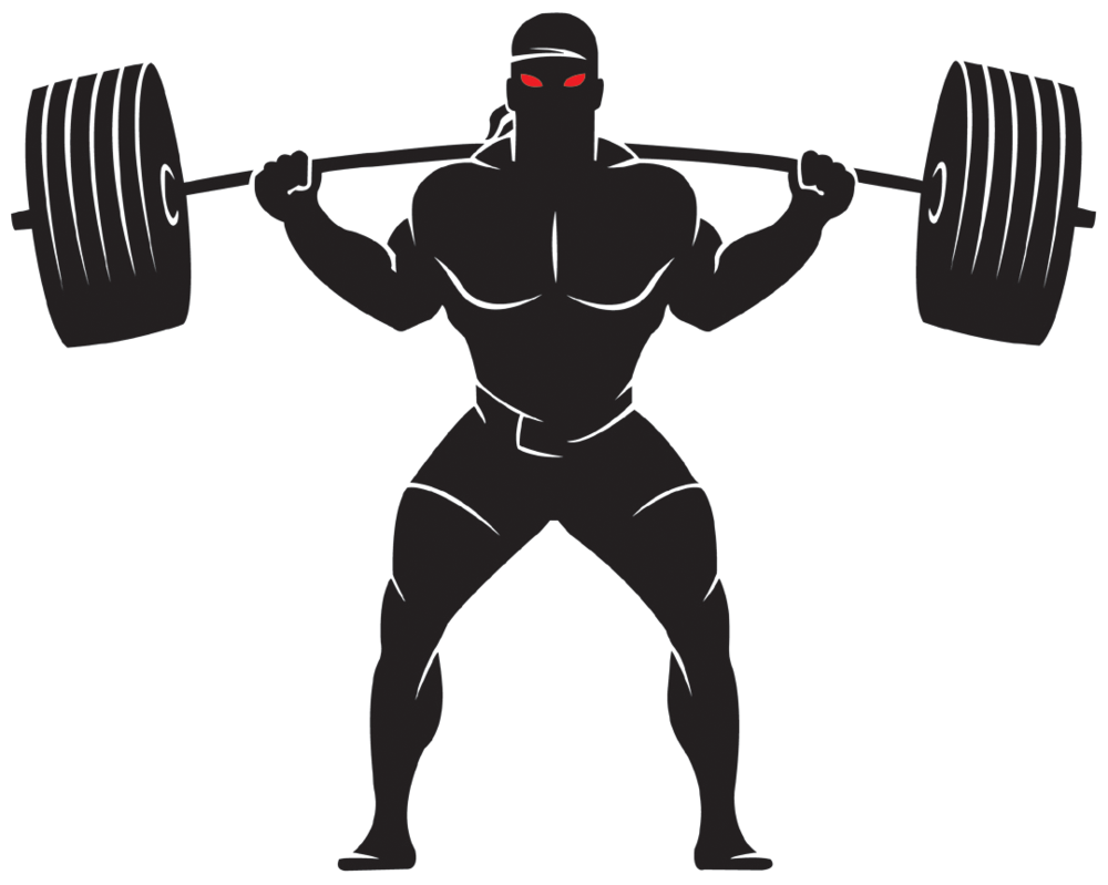 Weight clipart curved barbell. Weightlifter png hd transparent