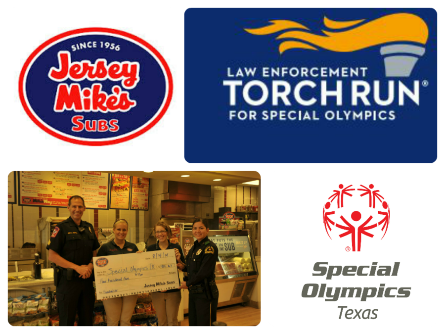 Special olympics law enforcement. Olympic clipart torch run