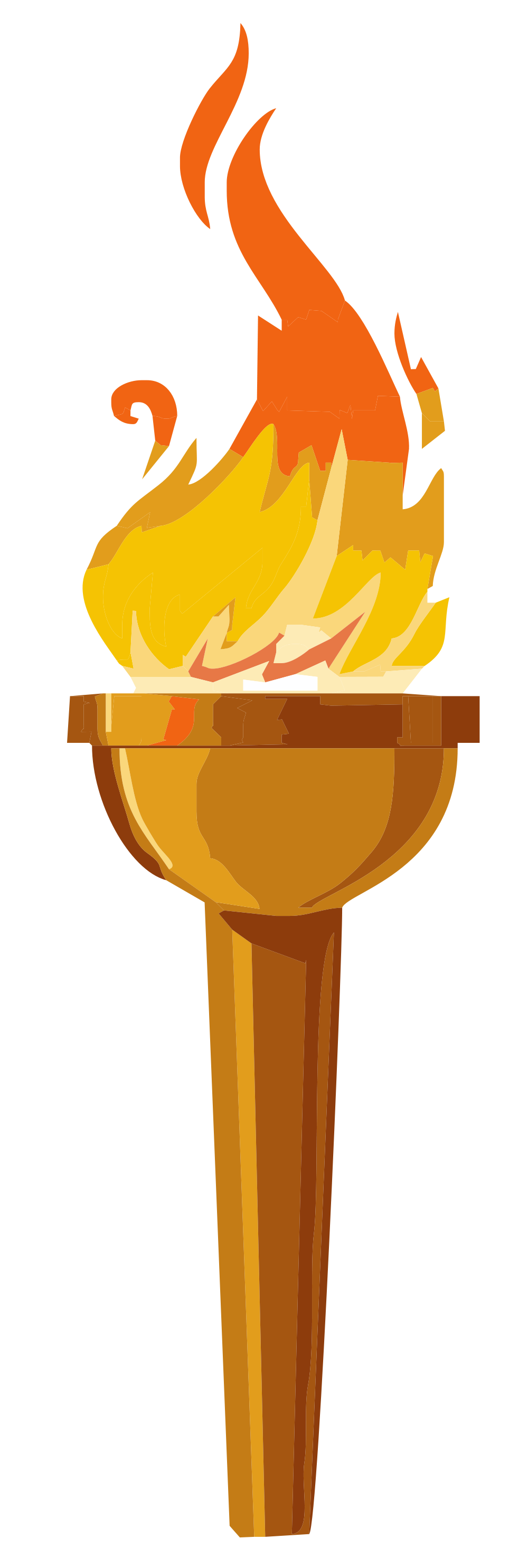 Fire png images free. Torch clipart torch book