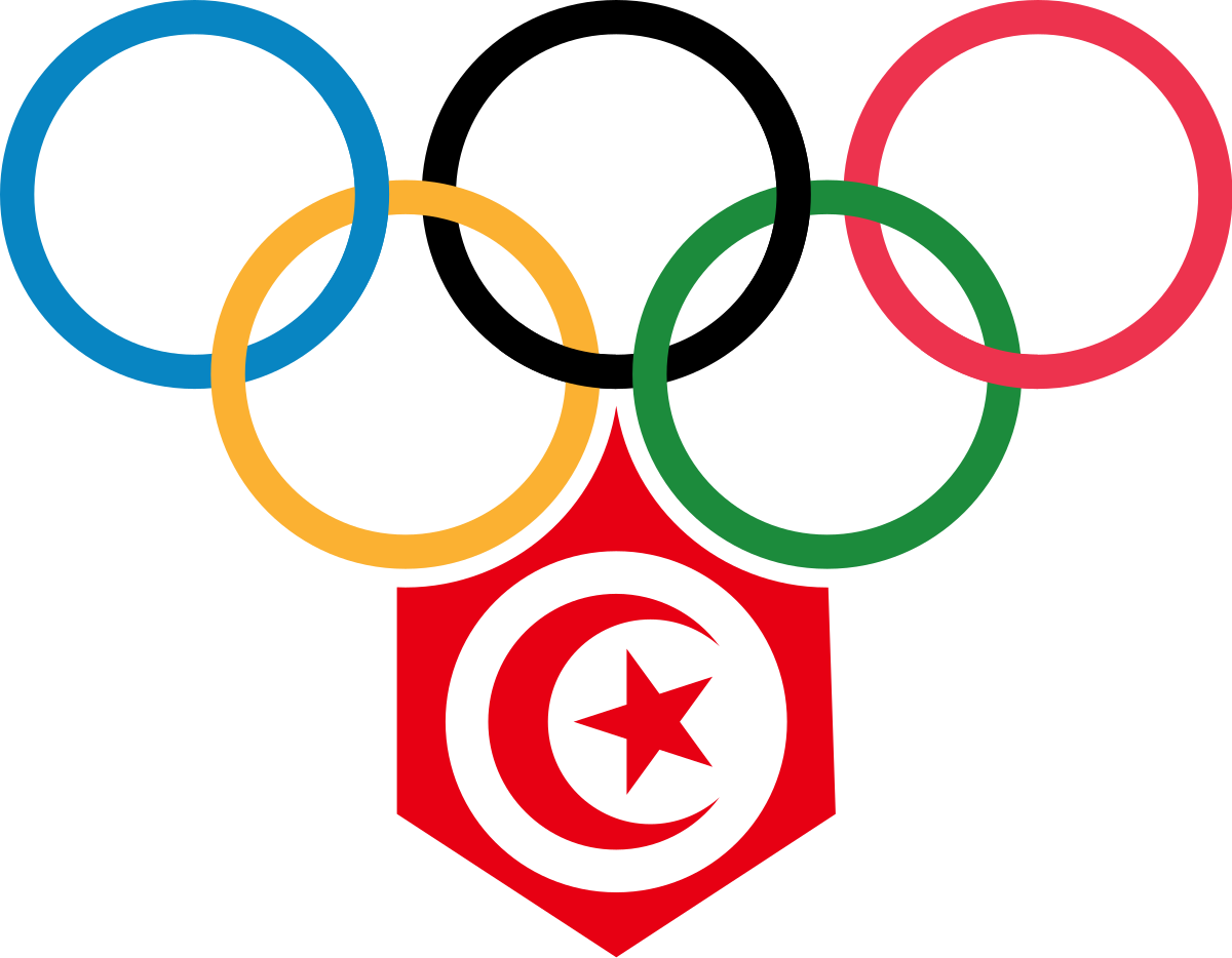 Tunisian olympic committee wikipedia. Olympics clipart trophy