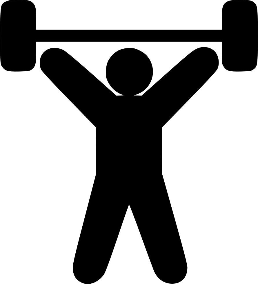 weight clipart lift weight