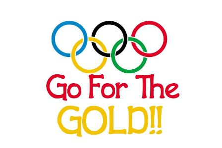 Olympics udston primary school. 2016 clipart gold