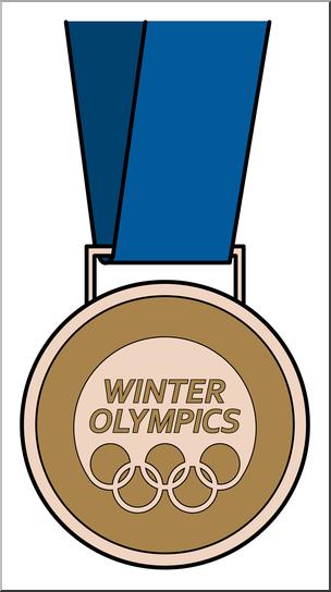 Olympic making the web. Olympics clipart marathon medal