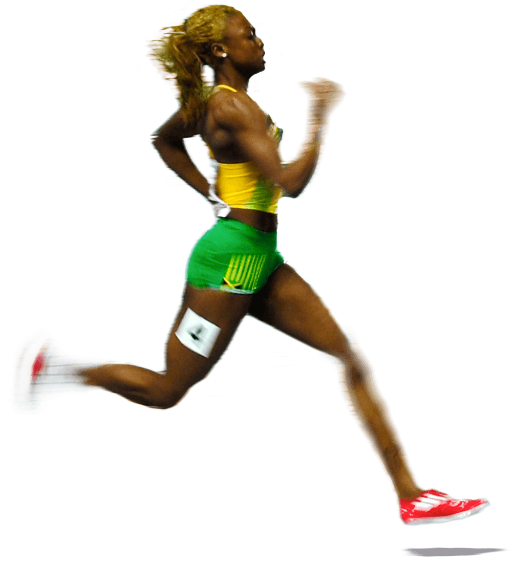 Runner clipart track star. What you need to