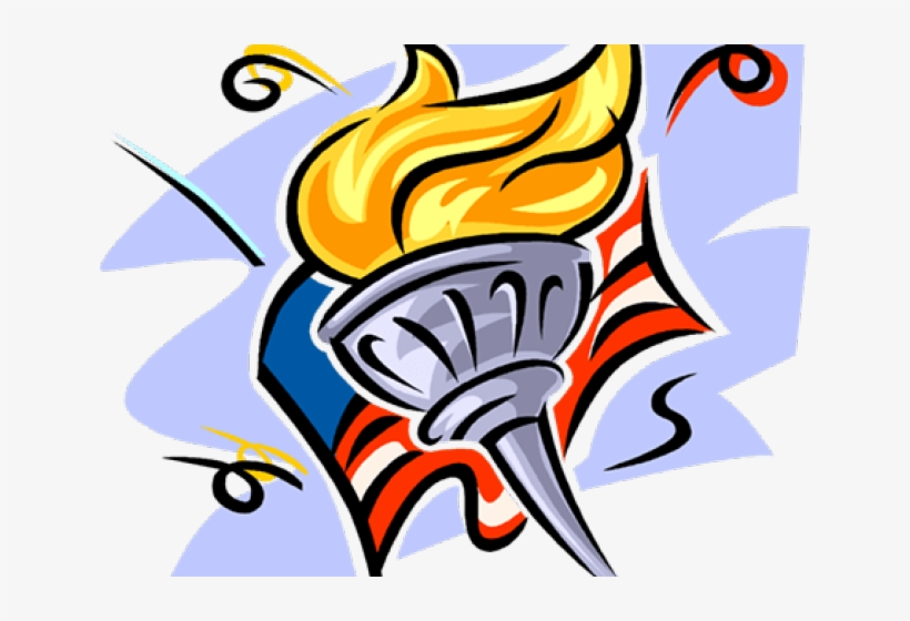 Torch clipart senior olympics. Winter olympic png