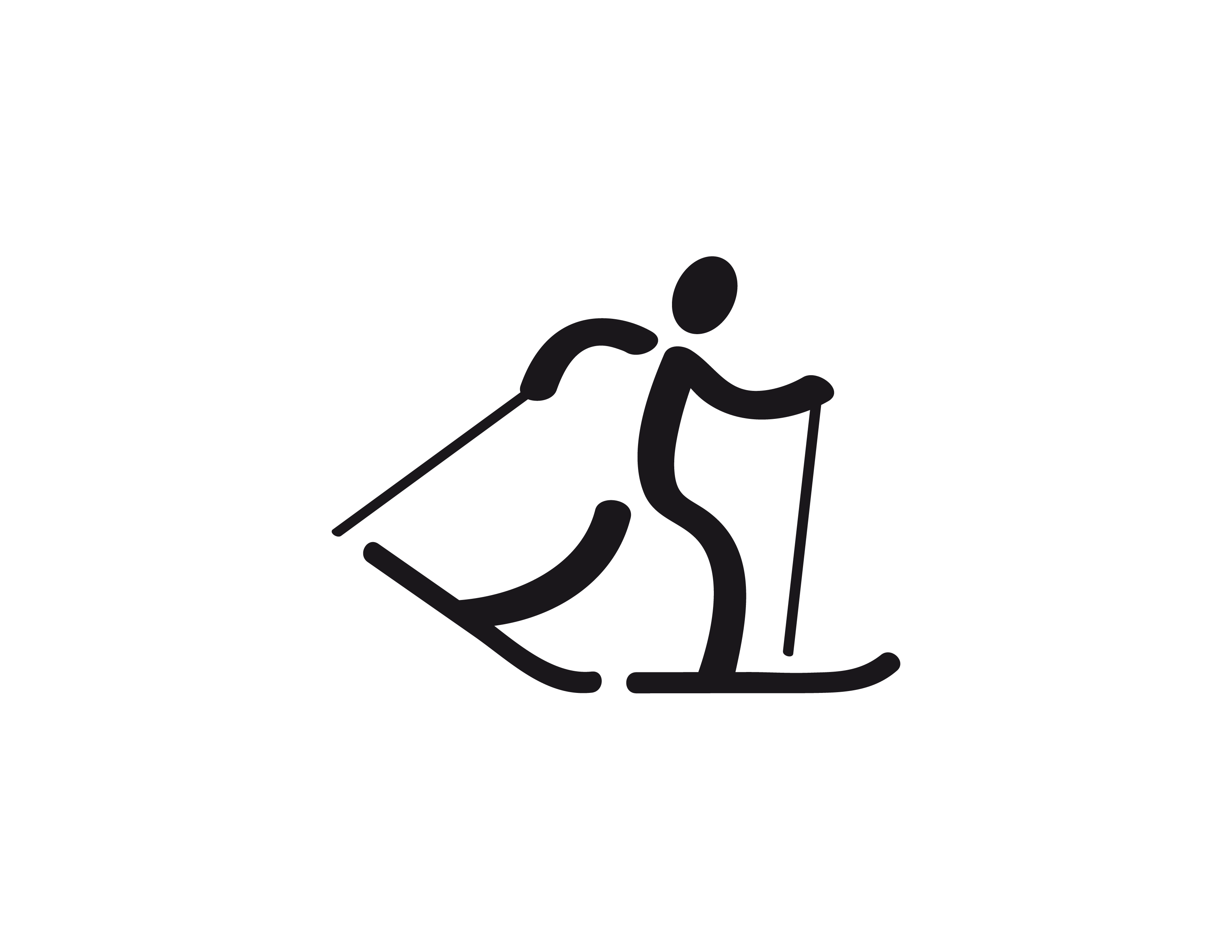 Olympics clipart ski. Special oregon training for